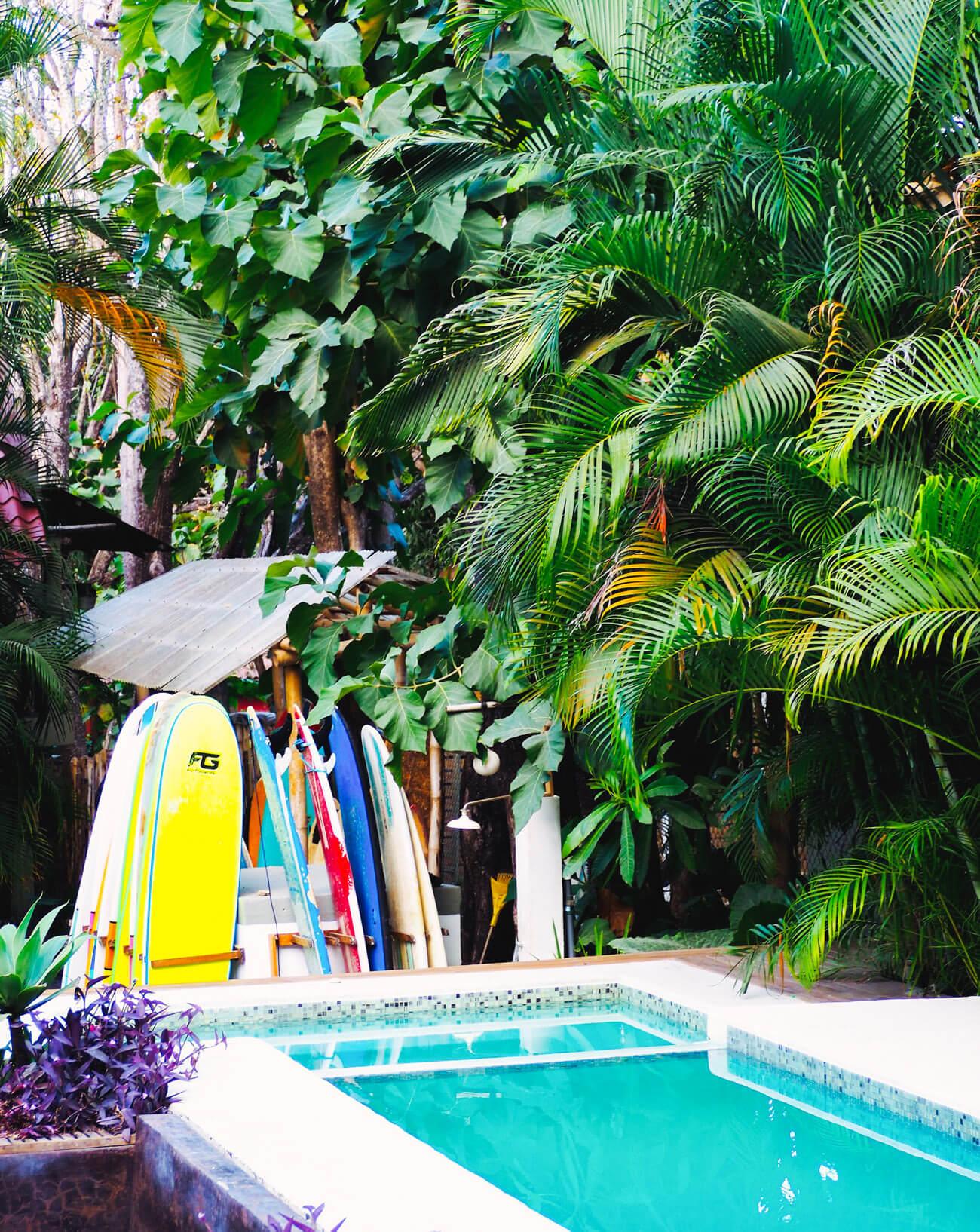 Costa rica surfakademin